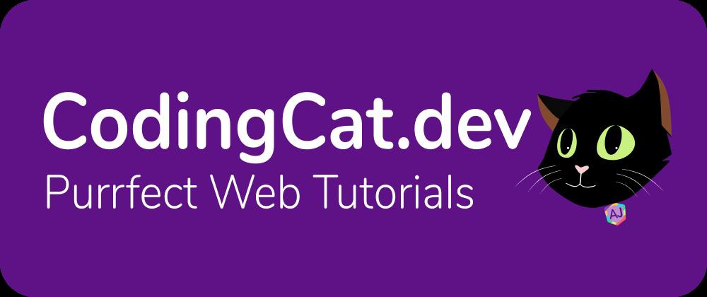 Cover image for CodingCatDev On CodeNewbie