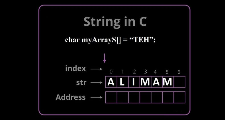 Cover image for String in C Programming