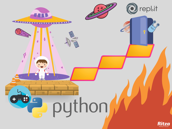 Cover image for Build a 2D Platform Game with PyGame and Repl.it