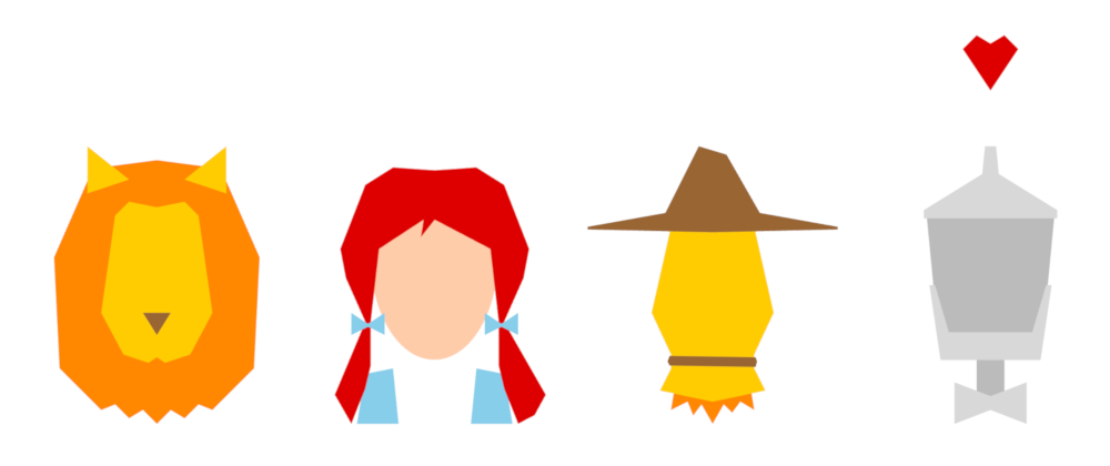Cover image for The Wizard of Oz in CSS