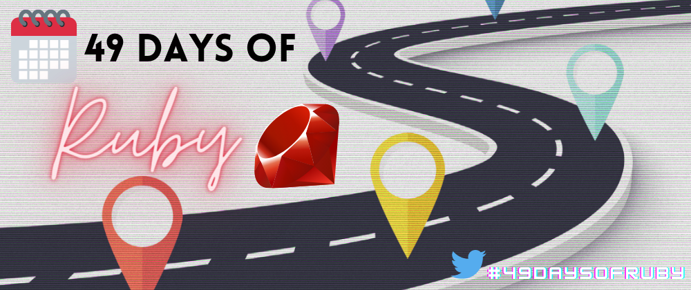Cover image for 49 Days of Ruby: Day 5 - Strings