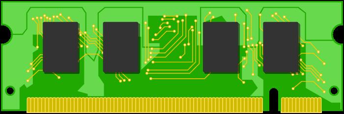 RAM semiconductor