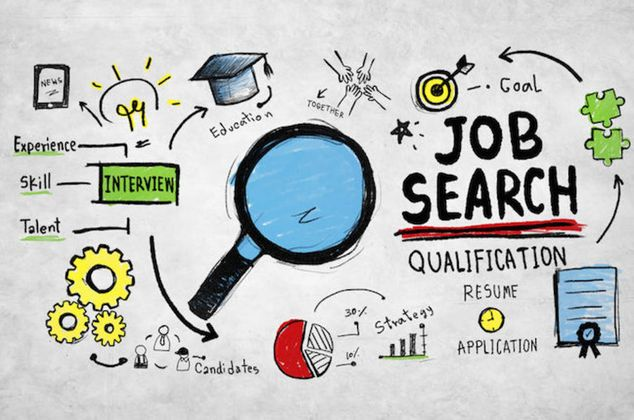 Cover image for Job Search Tips 101