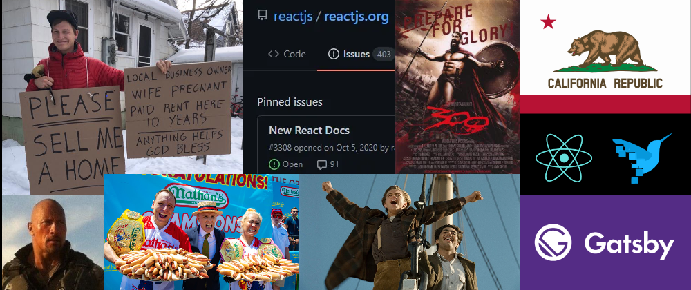 Cover image for #3 | React with Hooks-Context: The Abstraction Wars (Mar 17, 2021)
