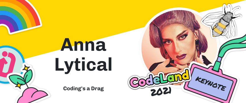 Cover image for [Keynote] Coding's a Drag