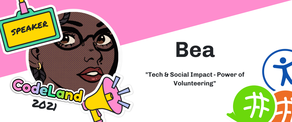 Cover image for [On-Demand Talk] Tech & Social Impact - The Power of Volunteering