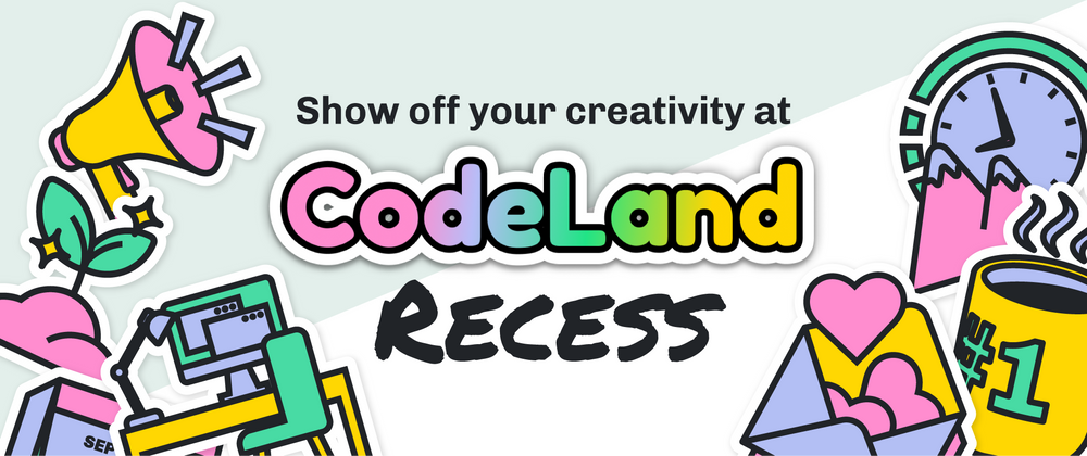 Cover image for A New CodeLand Opportunity for Creative CodeNewbies!