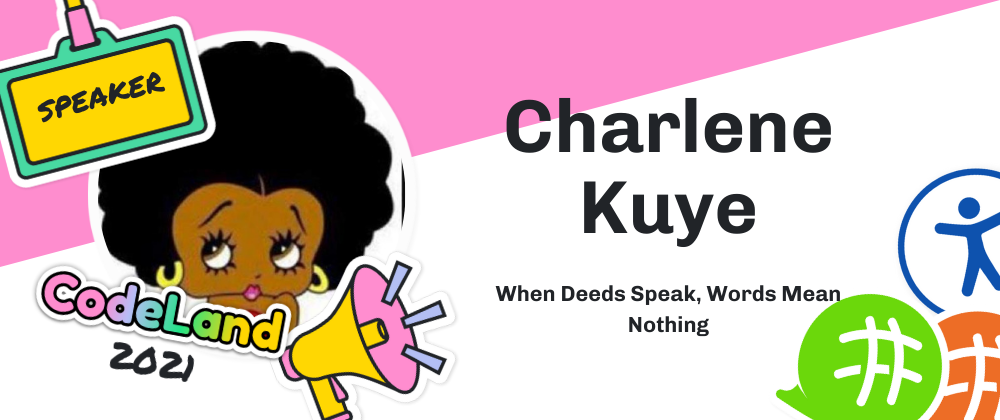 Cover image for [On-Demand Talk] When Deeds Speak, Words Mean Nothing