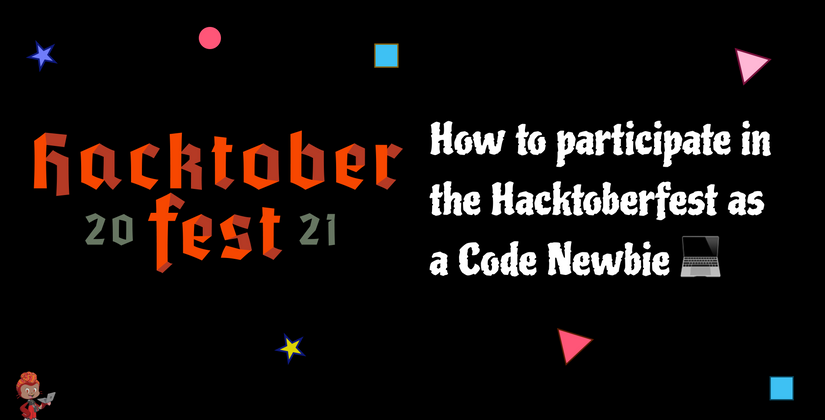Cover image for How to participate in Hacktoberfest as a code newbie