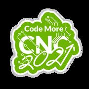 #CNC2021 Code More