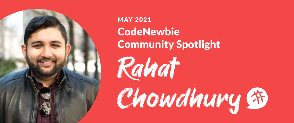 Cover image for Rahat Chowdhury: Founder, Mental Health Advocate, Rapper