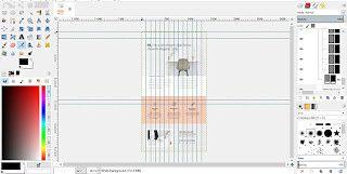 Grids over design comp