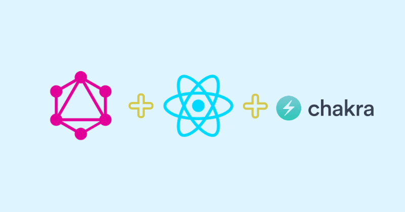 Cover image for Build a Weather Application using GraphQL and Chakra UI