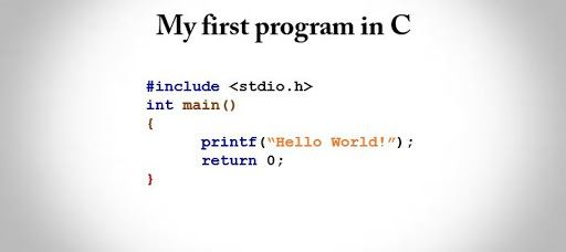 Cover image for Hello World Program in C