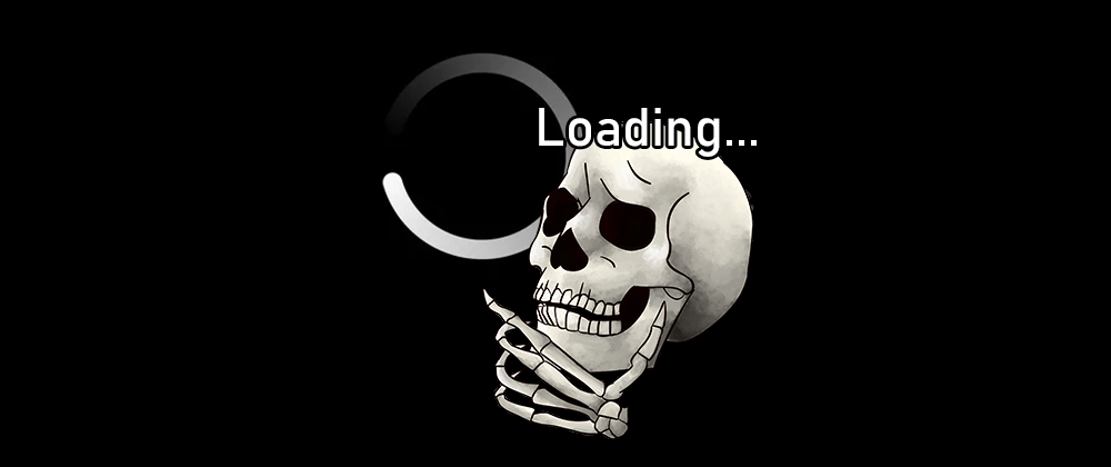 Cover image for TIL: What is Skeleton Loading and how to implement it