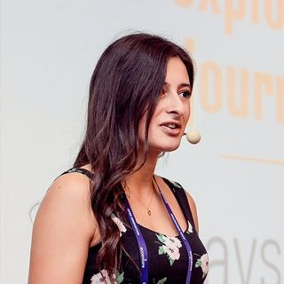 Eleftheria Batsou profile picture