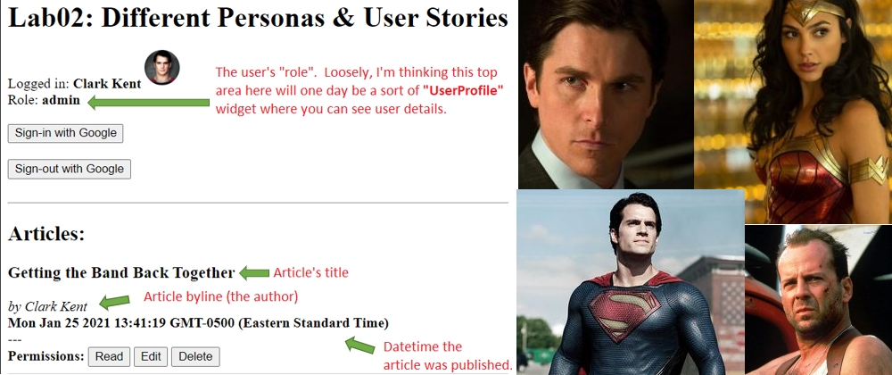 Cover image for Building a Blogging System from Scratch | Different Personas & User Stories