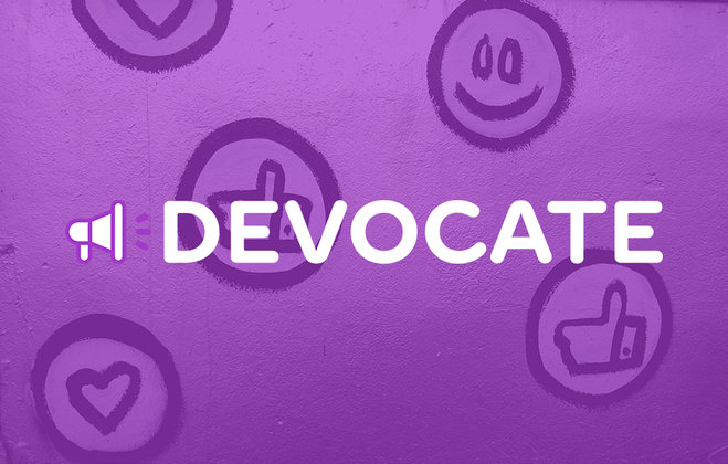 Cover image for Devocate 📣 is excited to be sponsoring CodeLand 2021
