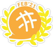 Writer of the Month Award Feb '21
